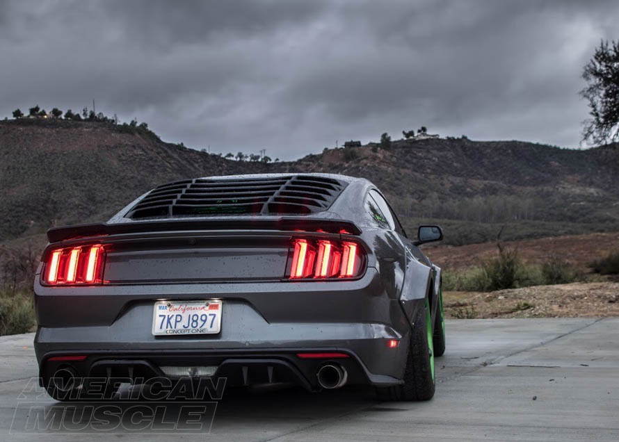 Everything About The S550 Mustang 2015 2019 Submodels