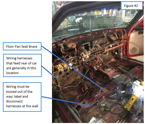 How to Install OPR Replacement Foxbody Floor Pan - Right