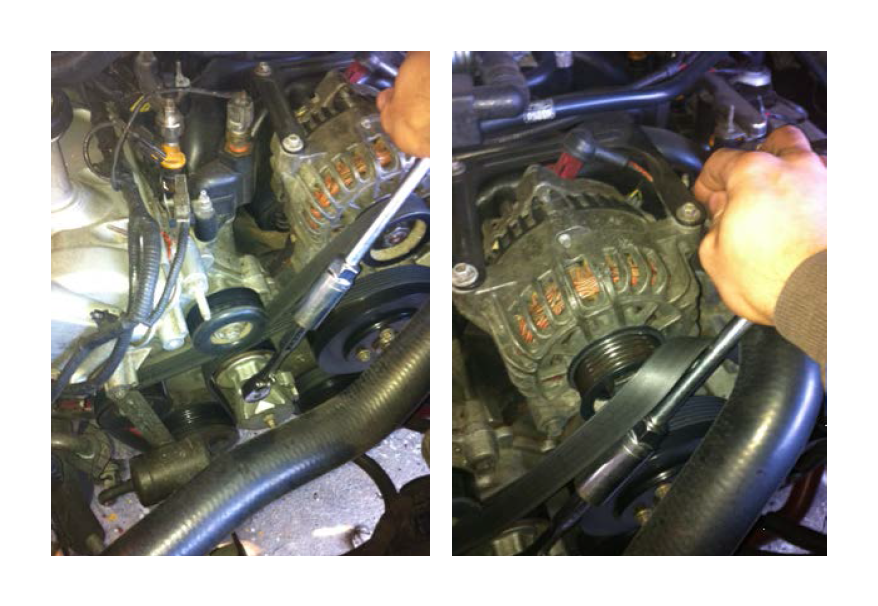 How to Install a Ford Racing A/C Delete on Your 1996-2010