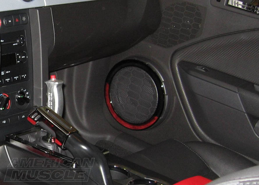 Ford Mustang Sound Systems Overview Guide Americanmusclerhamericanmuscle: 2001 Mustang Radio Speaker System At Gmaili.net