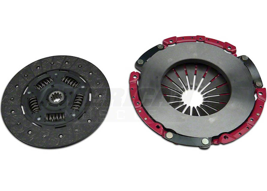 RAM HDX Clutch for 1986 to Mid--2001 GT and 1993-1998 Cobra Mustangs