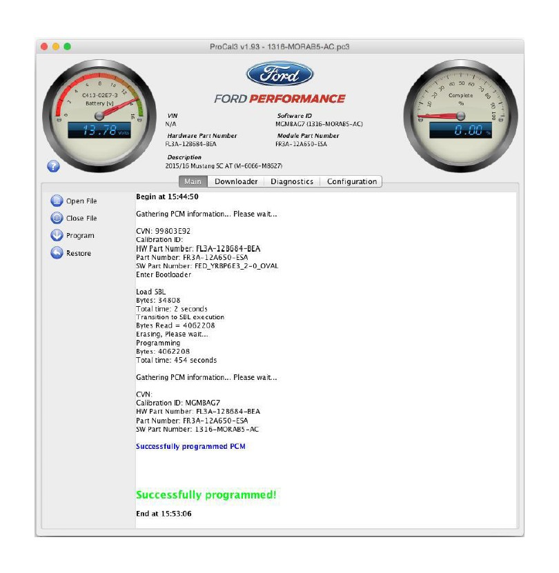 How to Install Ford Performance Power Pack 1 on your Mustang