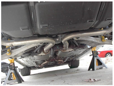 How to Install Full Tilt Boogie Rear IRS Differential Mount Bushings