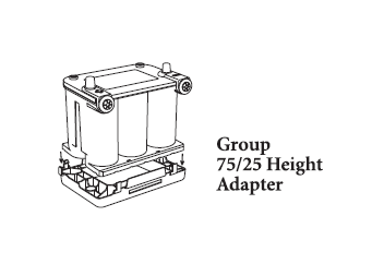 The Height Adapter Which Is Located On Top Of Battery May Need To Be Lied Bottom This Depends Style Vehide