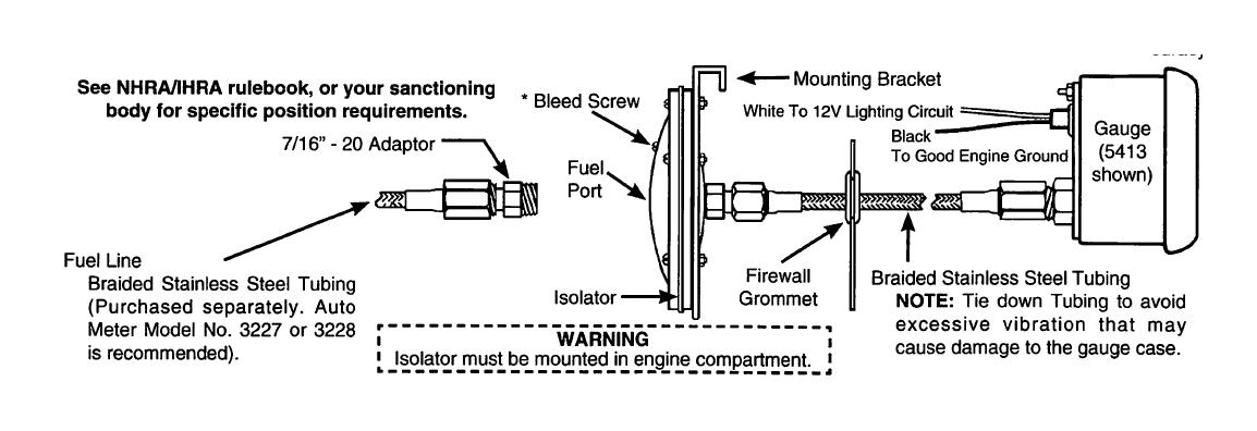 vdo clock wiring diagram vdo oil pressure sender wiring