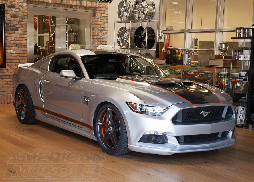 2015 Foose Mustang California Reveal