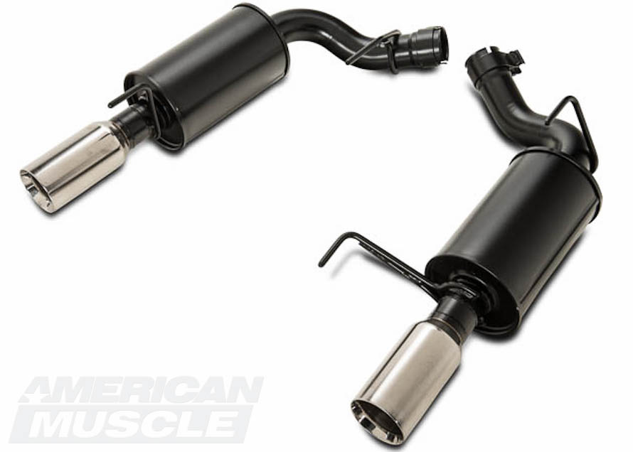 Msutang Axle-Back Exhaust System