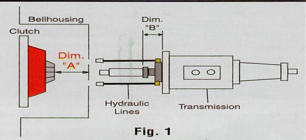 quartermaster clutch installation instructions