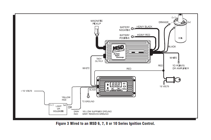 msd rpm activated switch wiring diagram   39 wiring