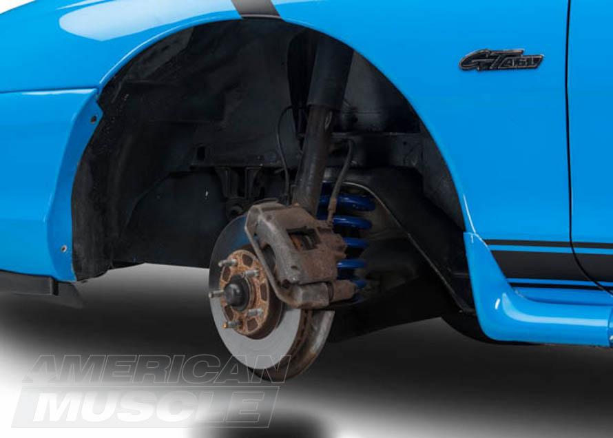 1998 Mustang GT Suspension