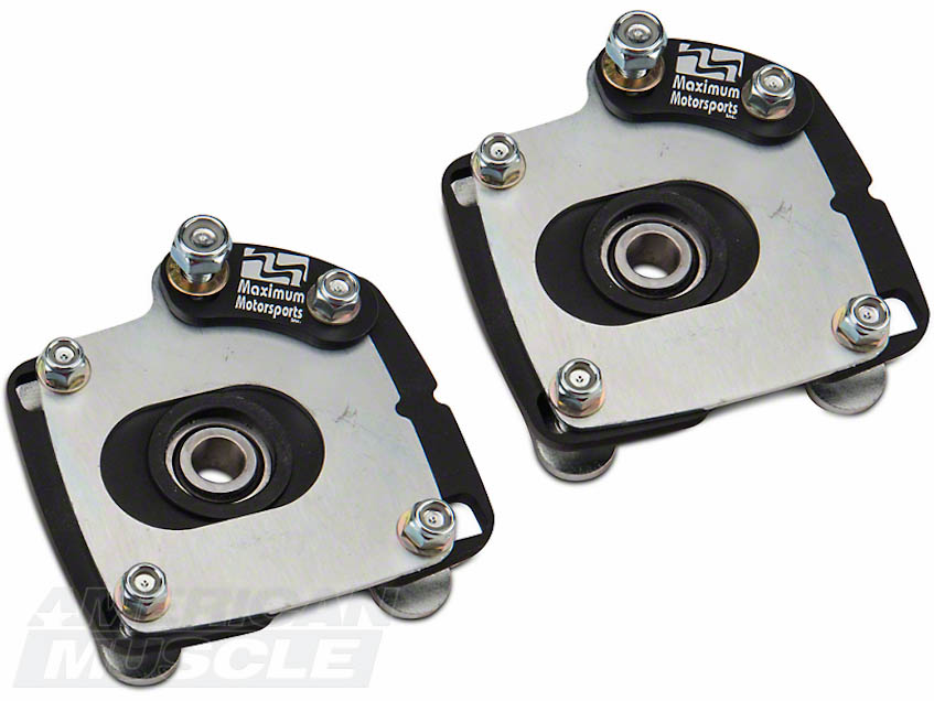 2005-2014 Mustang Caster Camber Plates