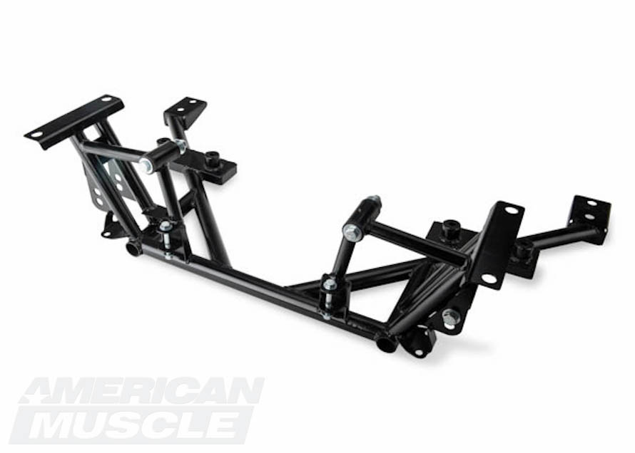 Why Bracing Your Mustang\'s Chassis is Important | AmericanMuscle