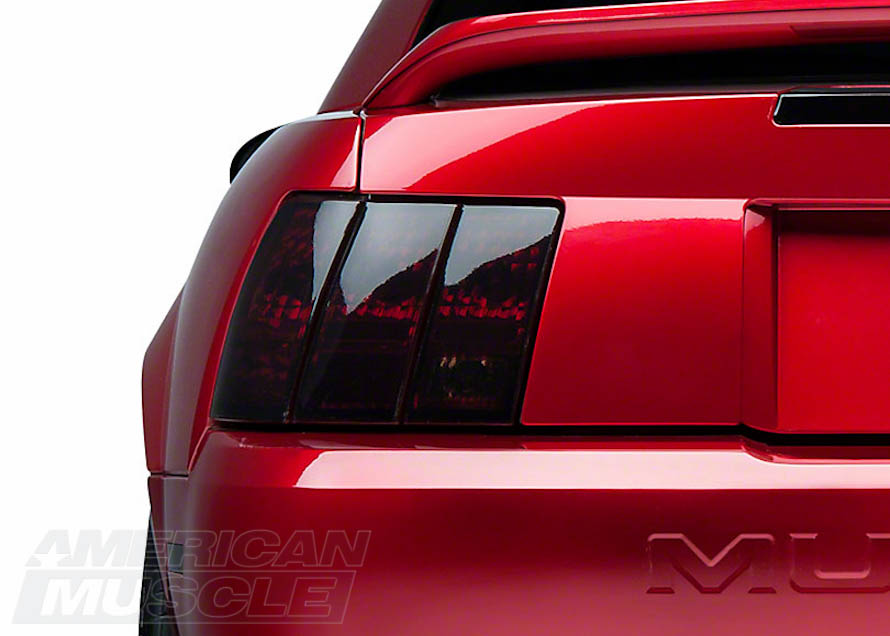 Brake Light Tint on a 1999-2004 Mustang