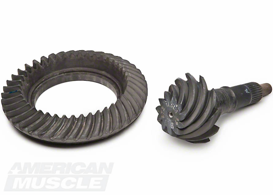 4.10 Ring and Pinion Set for a 2011-2014 Mustang V6