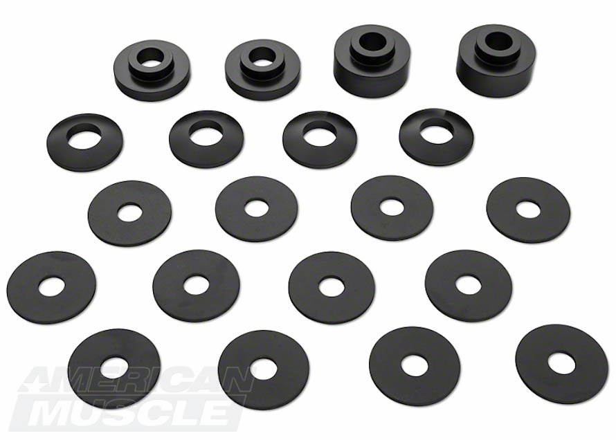 1999-2004 Cobra Mustang Front IRS Differential Mount Bushings