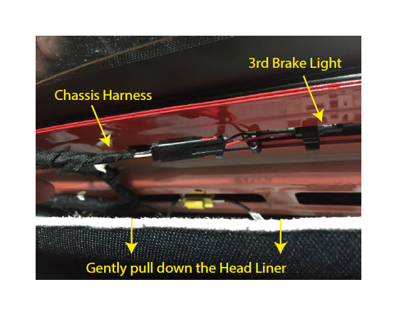 How to install a Raxiom 3rd Brake Light Flasher on your 1994-2015