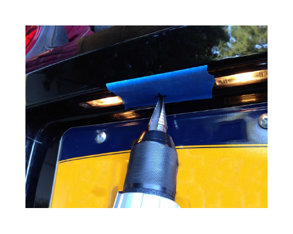 How To Install A Raxiom Auto Dimming Rear View Mirror W 3