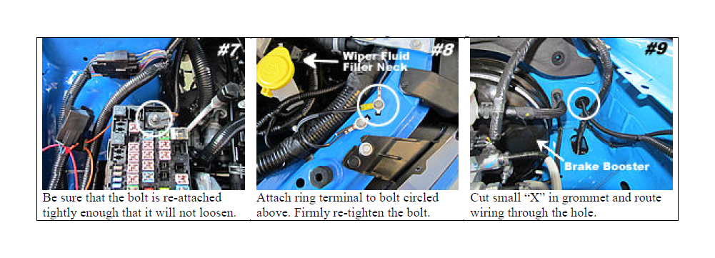 How to Install Raxiom Fog Light Kit on your Mustang ... Fog Light Switch Wiring Diagram Cavalier on