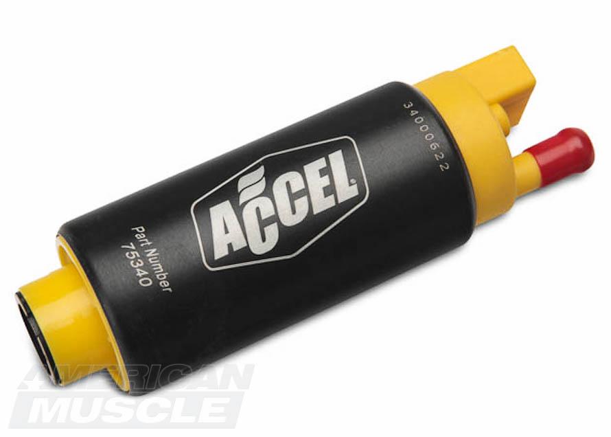 Accel Foxbody Mustang V8 Fuel Pump