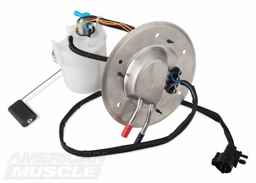 bbk mustang in-tank fuel pump