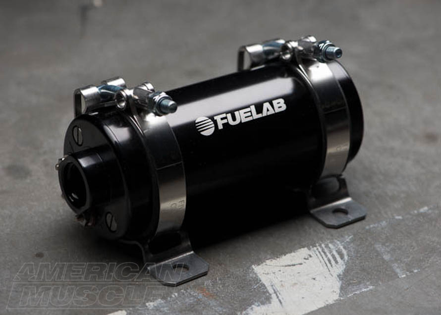 Fuelab Mustang Fuel Pump