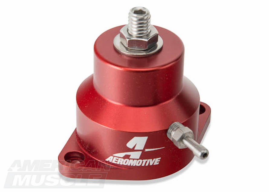 Mustang Adjustable Fuel Pressure Regulator