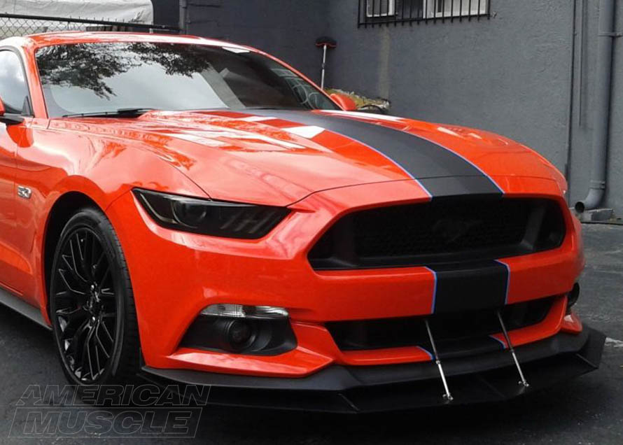 Exterior Decal Options For Your S550 Mustang Americanmuscle