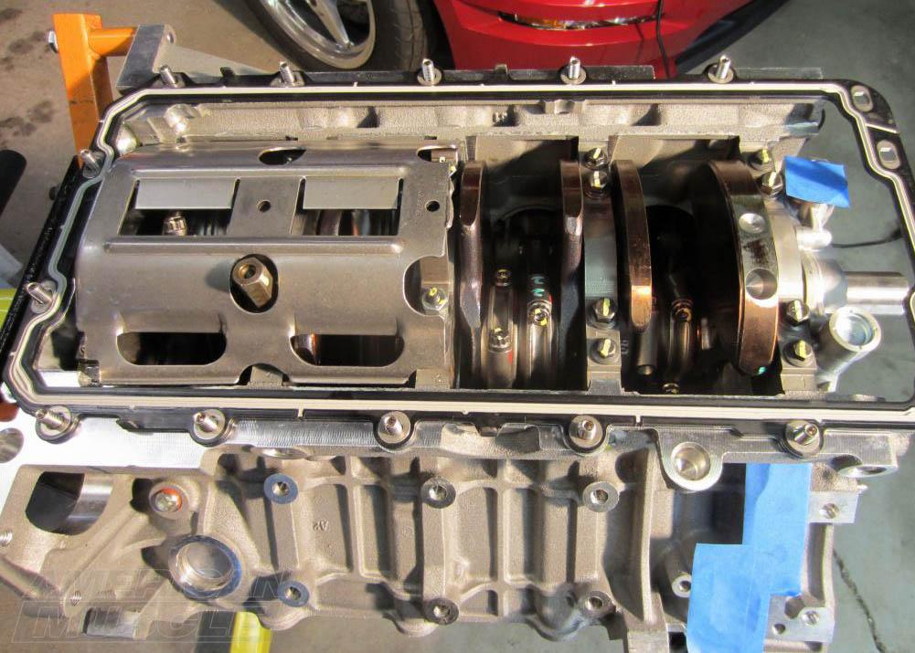 S550 Gasket Breakdown | AmericanMuscle