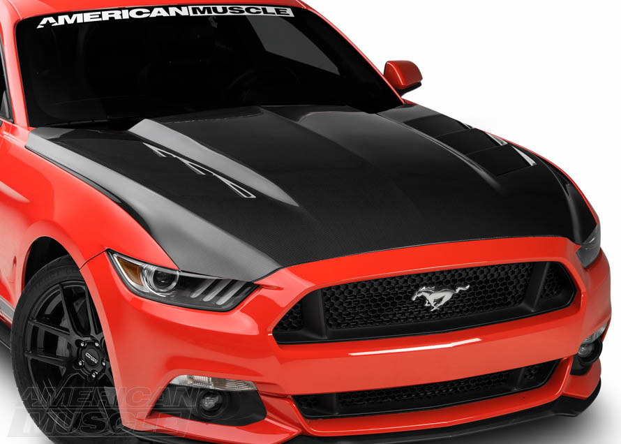 S550 Mustang Hood Side Scoop Upgrades Explained Americanmuscle