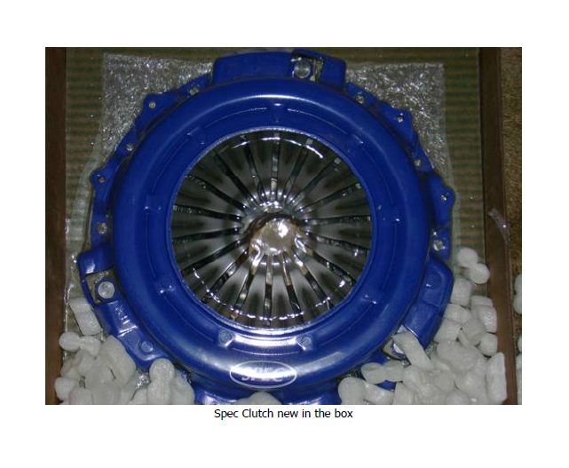 How To Install Spec Stage 3 Clutch On Your Mustang Americanmuscle