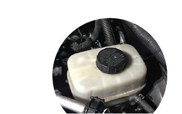 How to Install Modern Billet Chrome Brake Fluid Cap Cover on