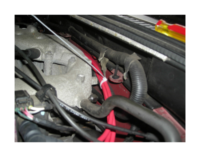 How to Install Taylor Street Thunder 8mm Spark Plug Wires on ... Making Spark Plug Wires on