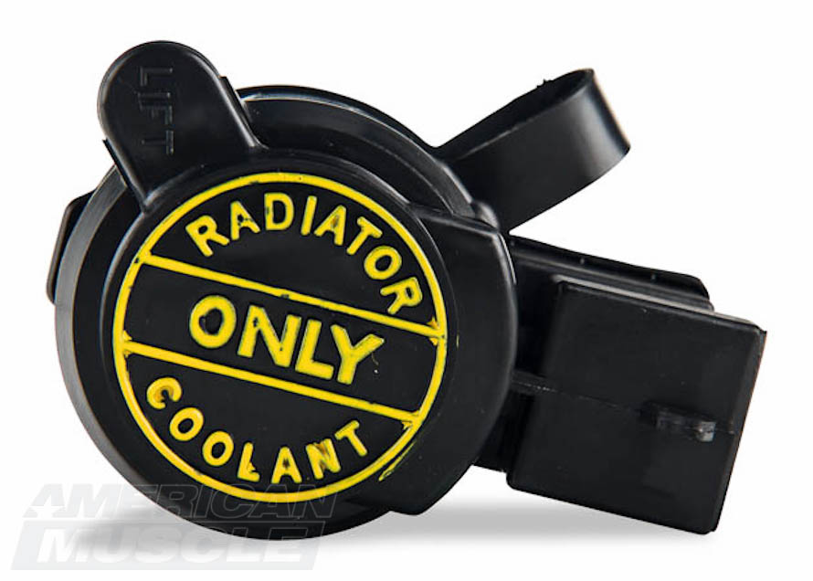 Coolant Mustang Radiator Cap