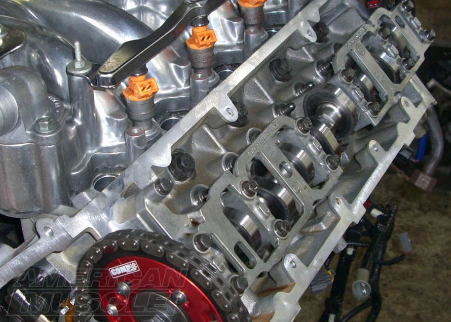 Why Upgrade Your 4 6-Liter Mustang's Cylinder Heads?