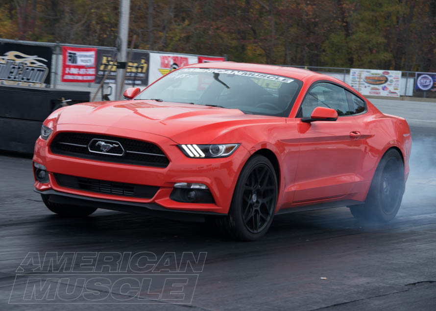 Upgrading an EcoBoost Mustang's Turbo System