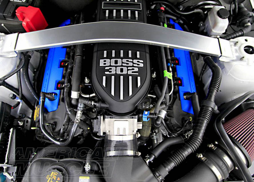 Boss 302 Intake Manifold >> How To Add An Intake Manifold To Your S550 Mustang