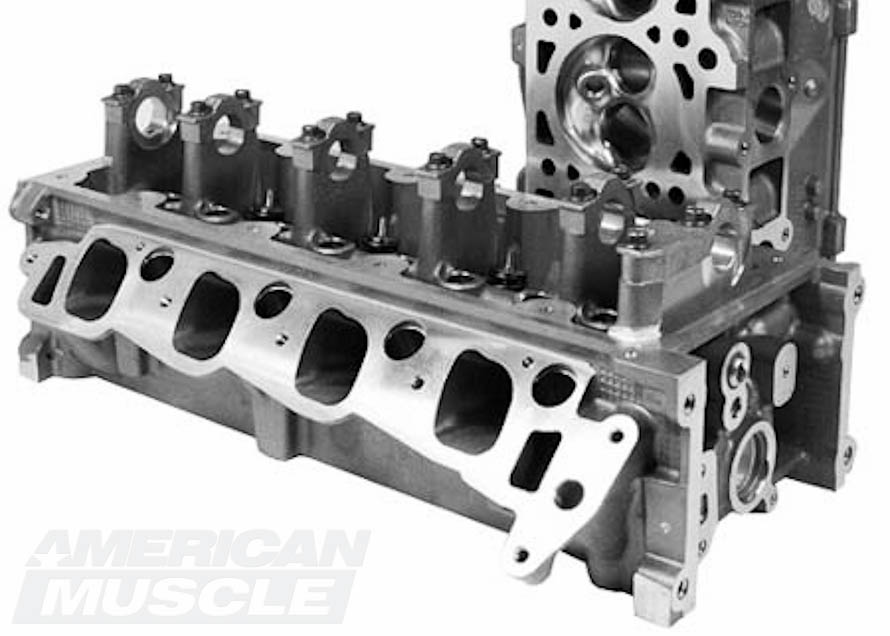 Mustang GT Cylinder Heads