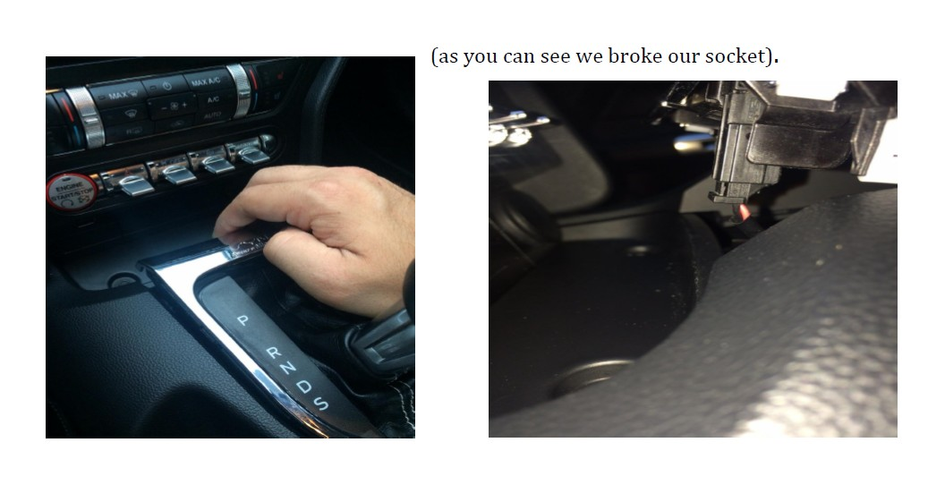 How to Install White Madness Automatic Shifter Conversion