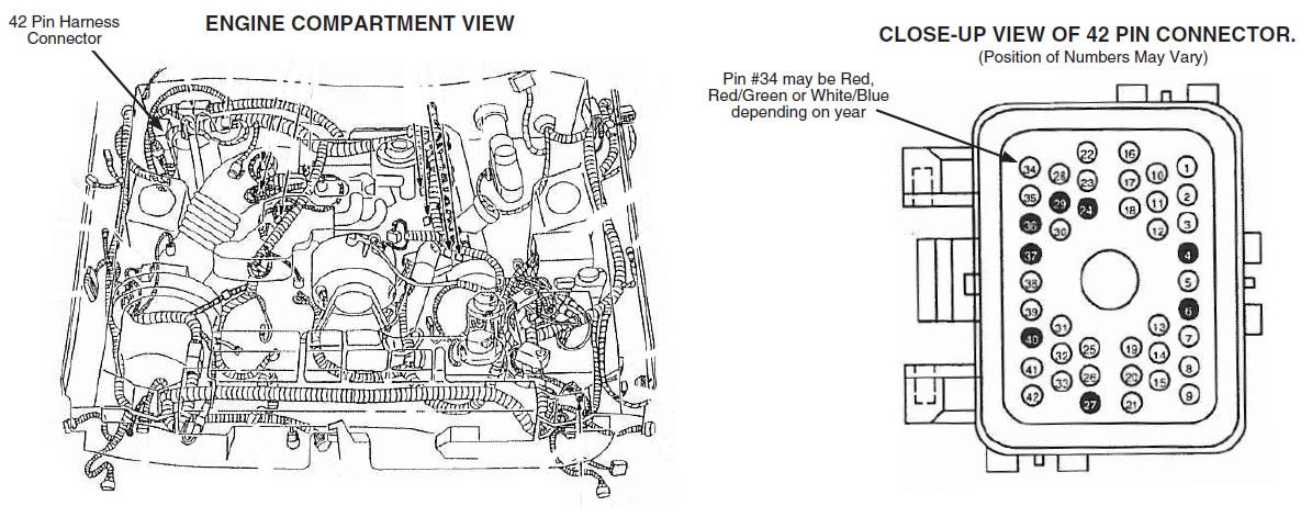 guide 13508 01 how to install a ford racing tachometer w shift light on your  at gsmportal.co