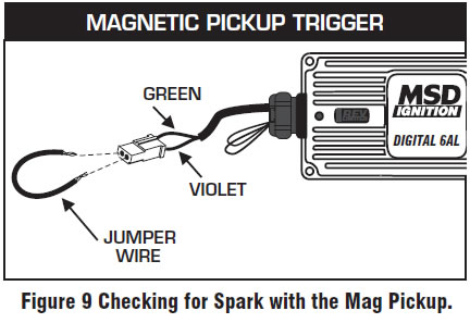How to install an MSD 6A Digital Ignition Module on your 1979-1995 Magnetic Trigger Wiring Diagram on
