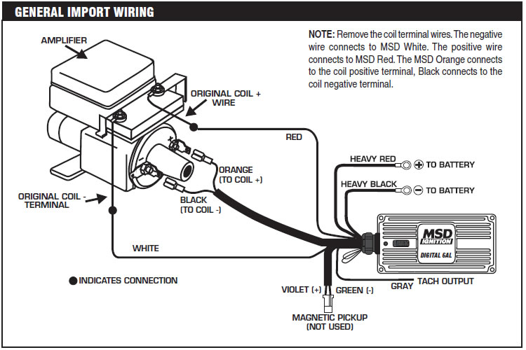 the following wiring diagrams illustrate numerous installations on  different vehicles and applications  if you experience difficulties when  installing your