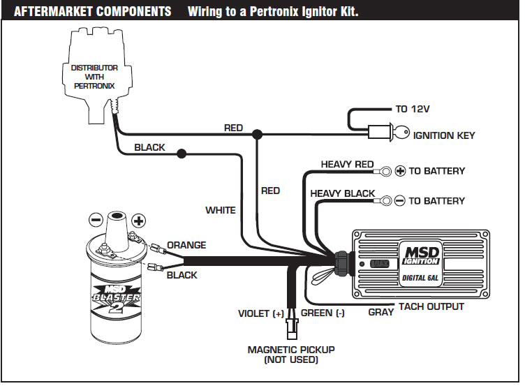 How to install an MSD 6A Digital Ignition Module on your ...  F Wiring Diagram Free Picture on taurus wiring diagram, k5 blazer wiring diagram, fusion wiring diagram, crown victoria wiring diagram, windstar wiring diagram, civic wiring diagram, bronco wiring diagram, mustang wiring diagram, model a wiring diagram, f250 super duty wiring diagram, f150 wiring diagram,