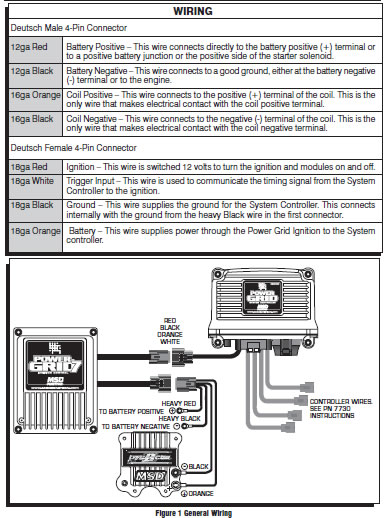 guide 14223 03 how to install an msd power grid 7 system on your 1979 1995 msd grid wiring diagram at honlapkeszites.co