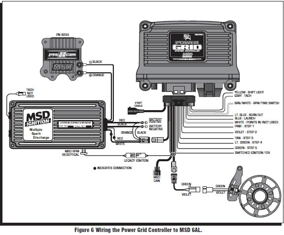guide 14224 08 how to install an msd power grid system on your 1979 1995 mustang msd grid wiring diagram at honlapkeszites.co