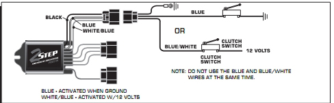 Msd 2 Step Wiring Diagram - Data Wiring Diagram on msd 6 wiring diagrams, msd two-step launch control, msd 8739 wiring-diagram, msd 7al 2 wiring,