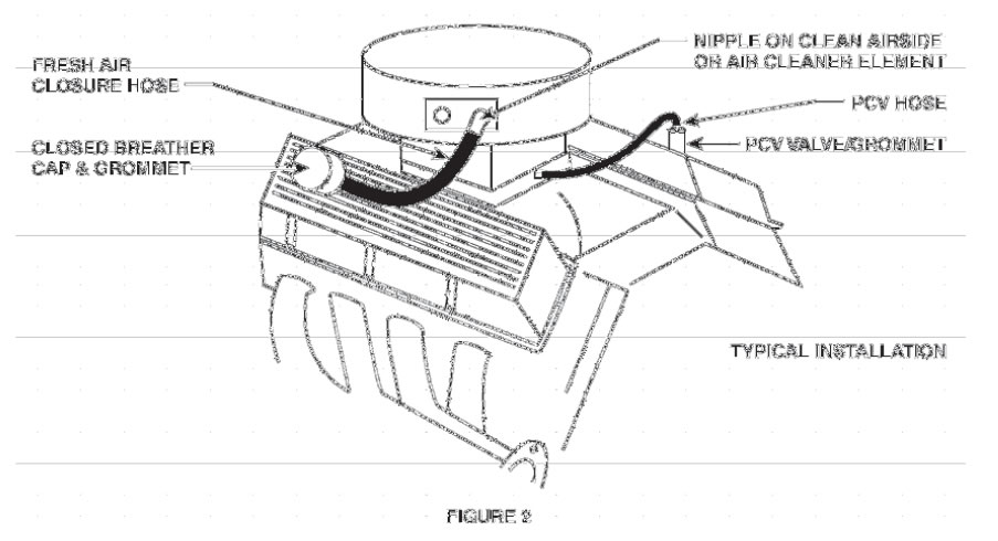 ford 5 8l engine diagram pcv  ford  auto parts catalog and diagram