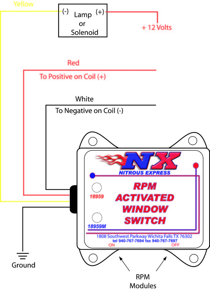 msd rpm activated switch wiring diagram rpm free printable wiring diagrams