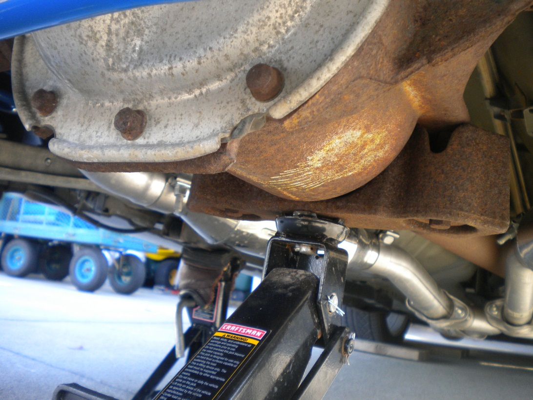 How to Install Rear Struts on Your 1994-2004 Mustang GT, V6 or Mach
