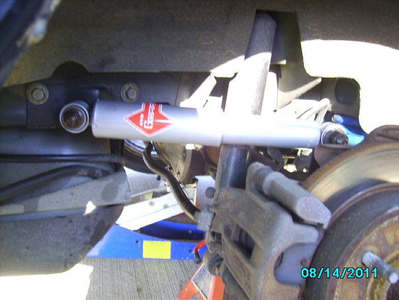 Will New Struts Raise My Car