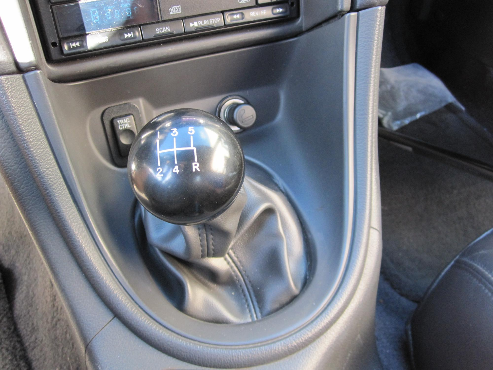 How to Install a Short Throw Shifter for a T5, T45 and TR3650 Ford